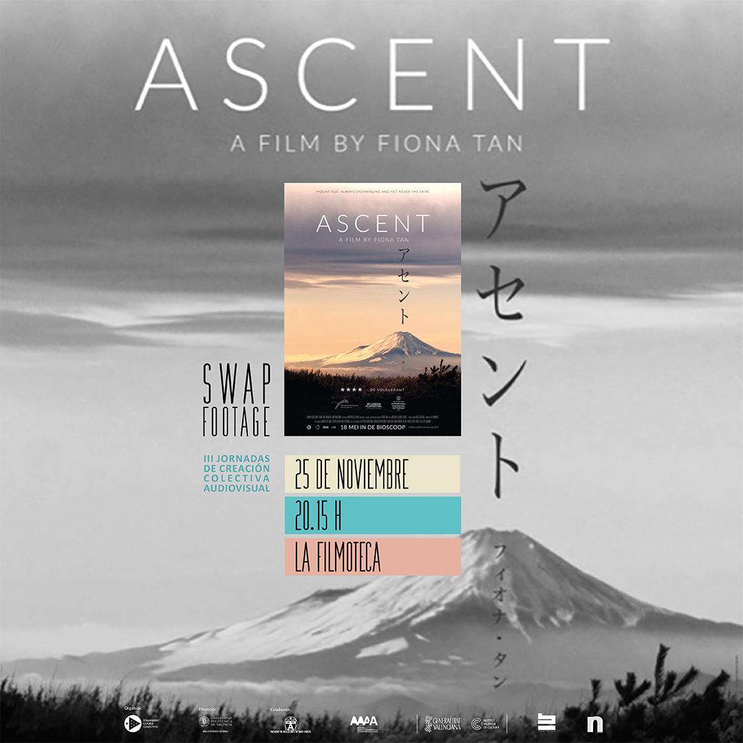 Swapfootage_La Filmoteca_Ascent
